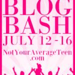 It's A Blog Bash Yo!