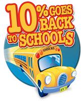 Safeway Back to School Giveaway