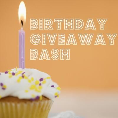 It's My Birthday! | Birthday Giveaway Bash