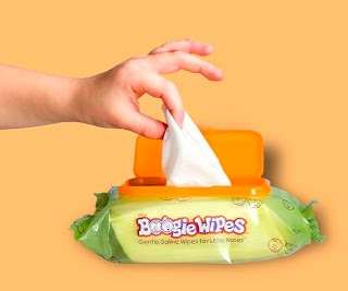 Boogie Wipes | Giveaway