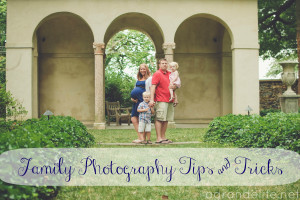 family photography tips and tricks
