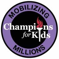 Energizer Champion for Kids