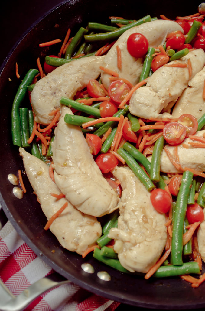 balsamic chicken and vegetables-4