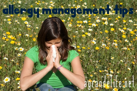 allergy management tips