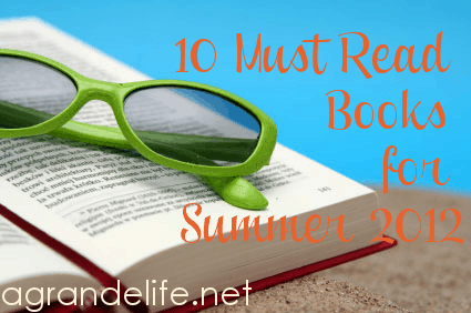 10 must read books for summer 2012
