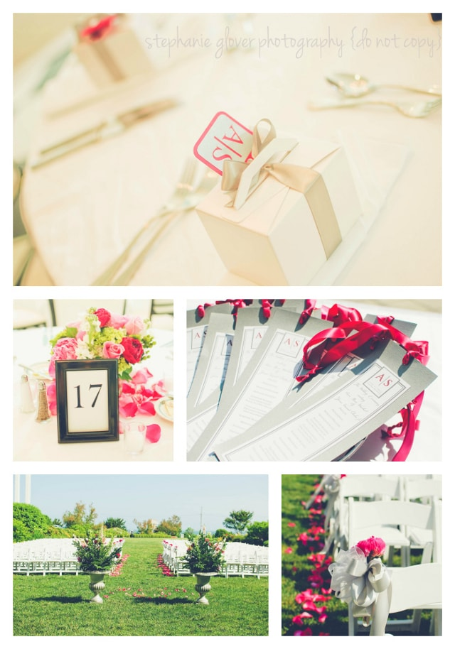 congress hall wedding decor
