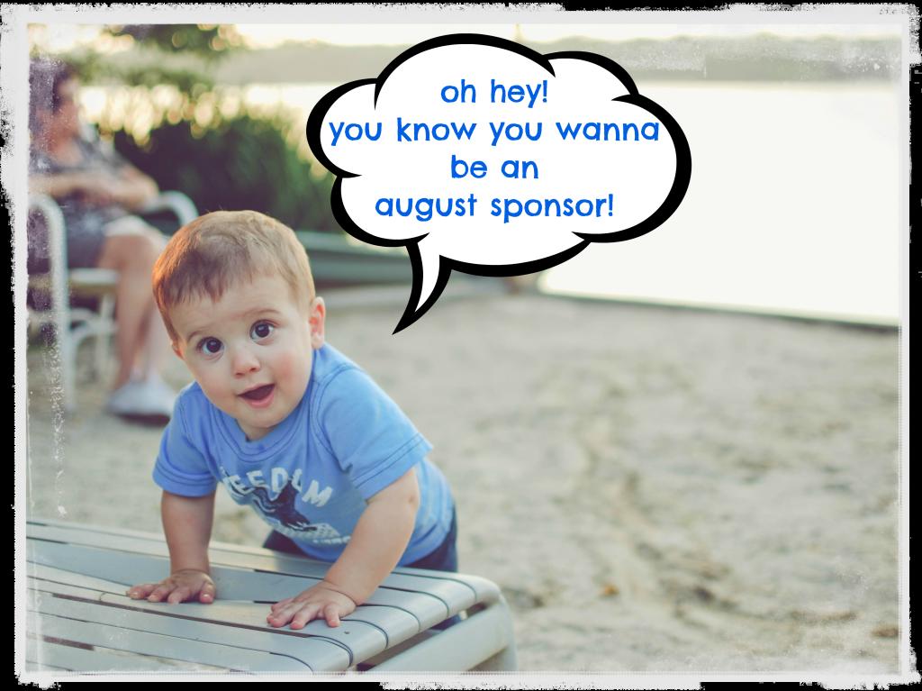 august sponsor