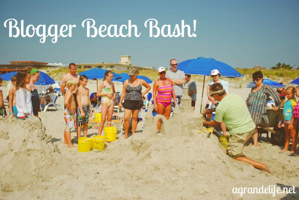 blogger beach bash golden inn avalon, nj