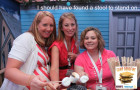 hersheys camp bondfire at blogher