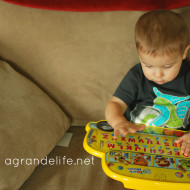 LeapFrog Touch Learning Bus