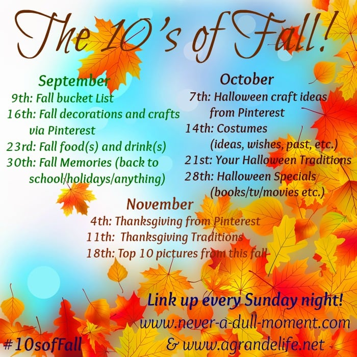 10s of Fall