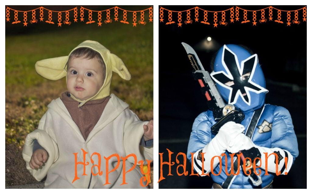 halloween costumes power ranger yoda