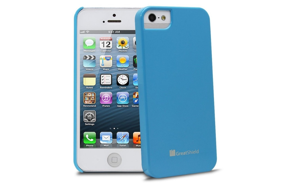 GreatShield Guardian Slim Fit Case - iPhone 5