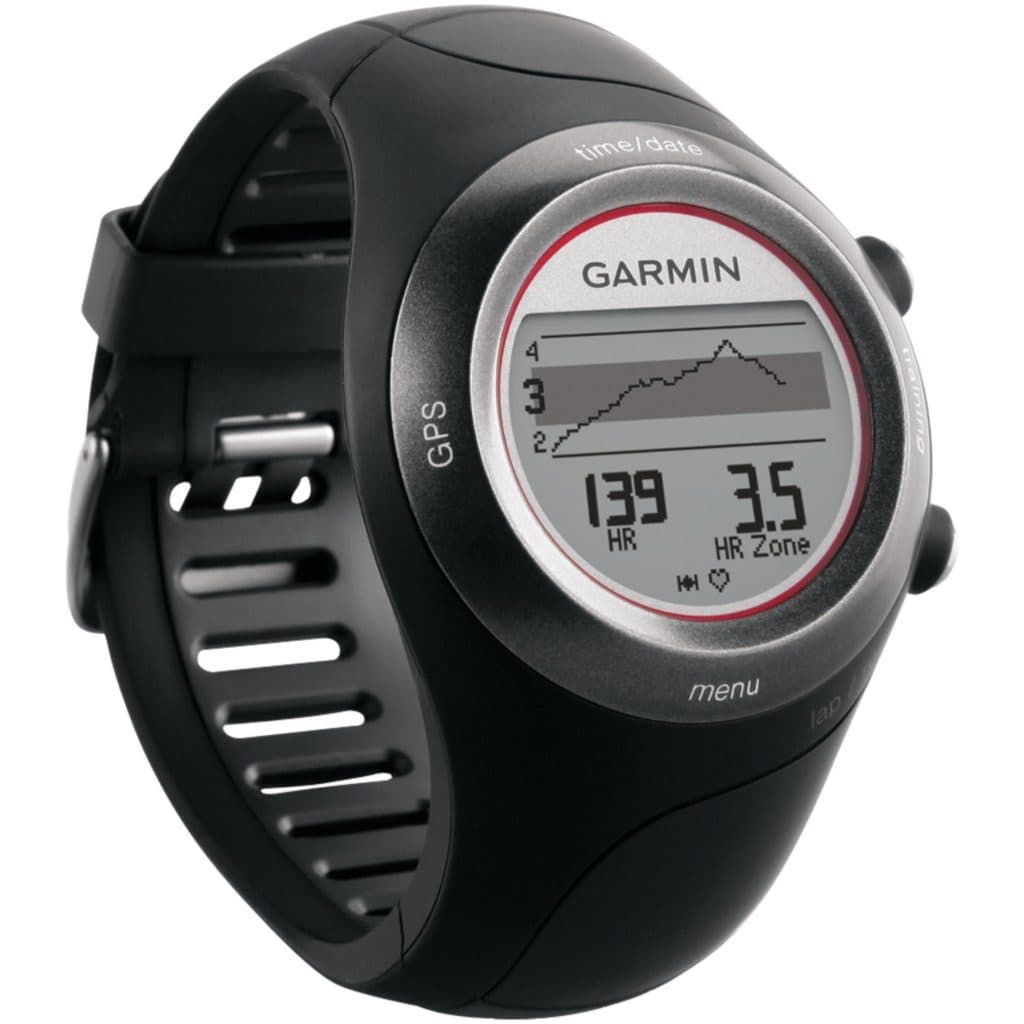 Garmin Forerunner GPS and Heart Monitor