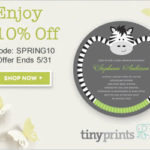 Tiny Prints – 30% off Sitewide!