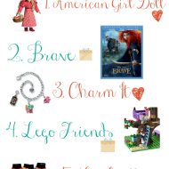 Holiday Gift Guide: For Girls