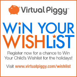 virtual piggy win your wishlist
