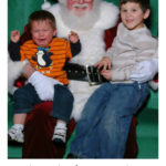 funny santa photo contest