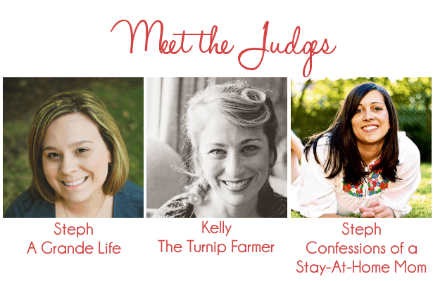 judges for the funny santa photo contest