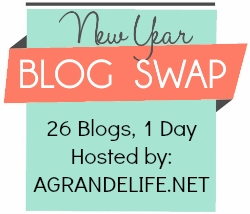 A Grande Life New Year Blog Swap