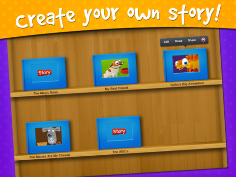 story buddy ipad app
