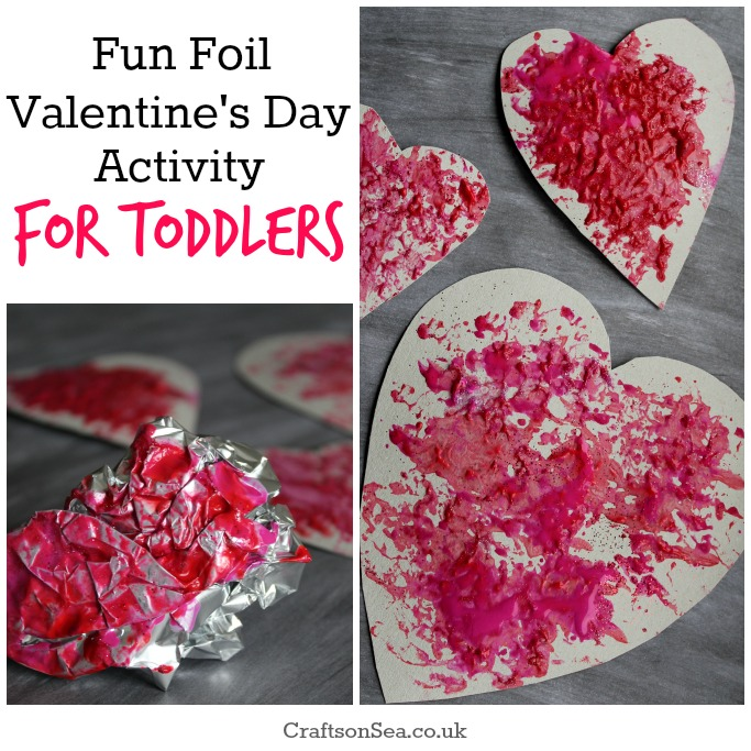 foil-valentines-day-activity-for-toddlers