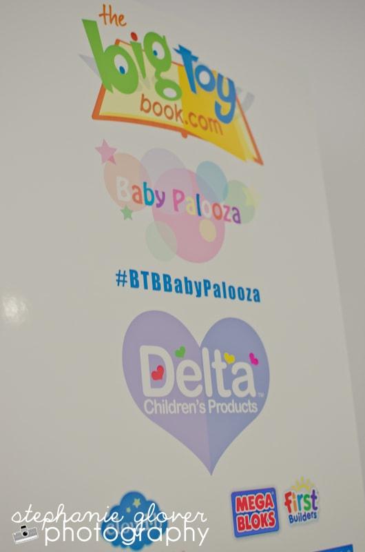 Big Toy Book Baby Palooza