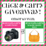 Click & Carry Giveaway!