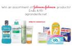 johnson & johnson healthy essentials giveaway