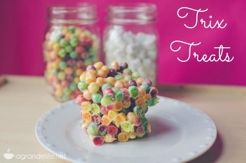 trix treats
