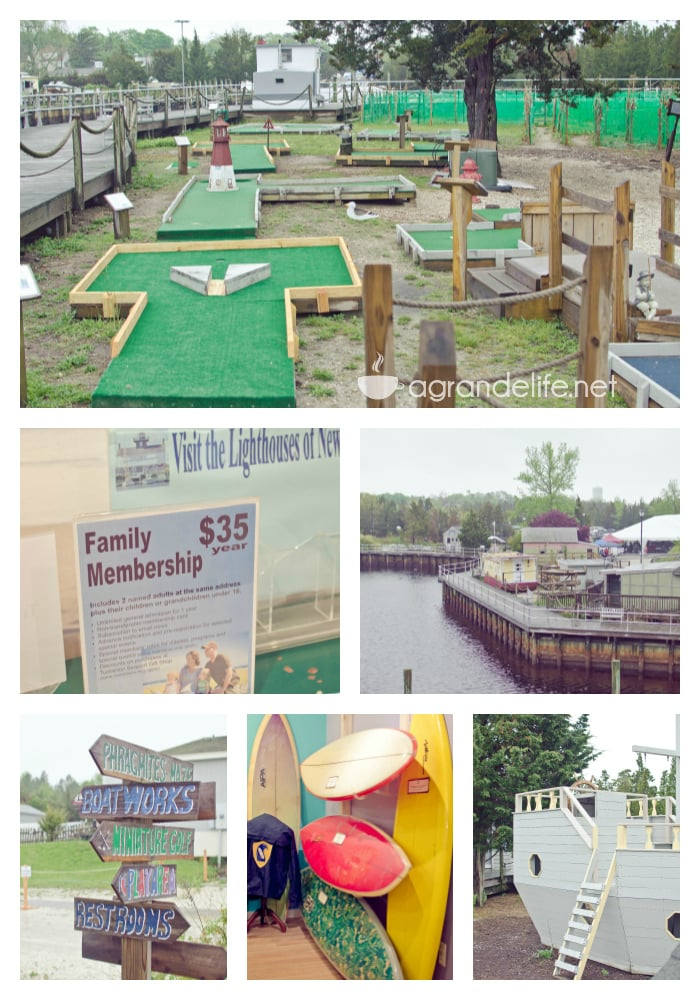 family fun at tuckerton seaport