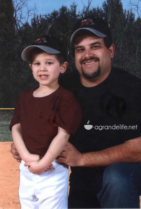 coaching baseball