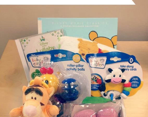 disney baby giveaway