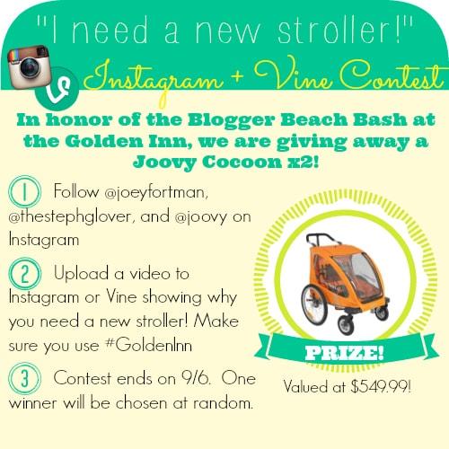 stroller contest
