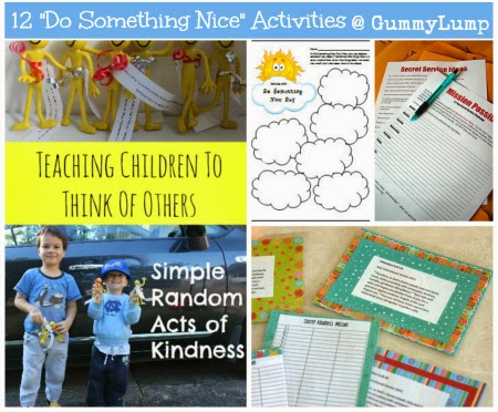 12 do something nice activities