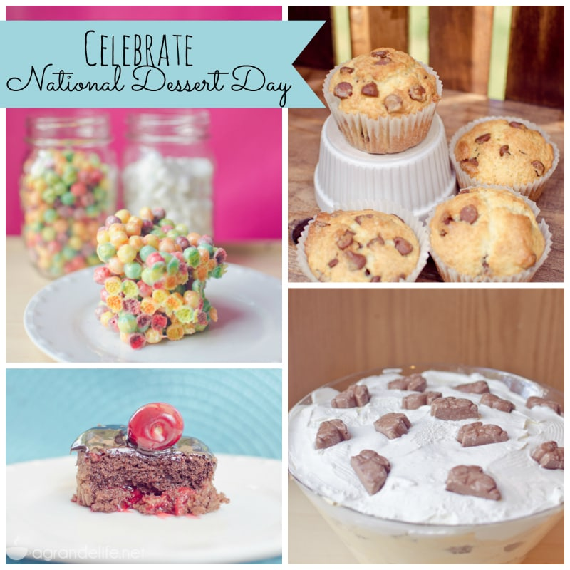 national dessert day roundup