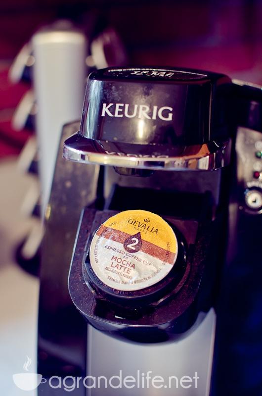 gevalia cafe-style k cups