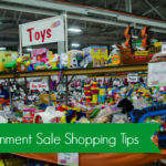 Consignment Sale Shopping Tips