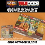 Angry Birds Stars Wars Telepods {Giveaway}