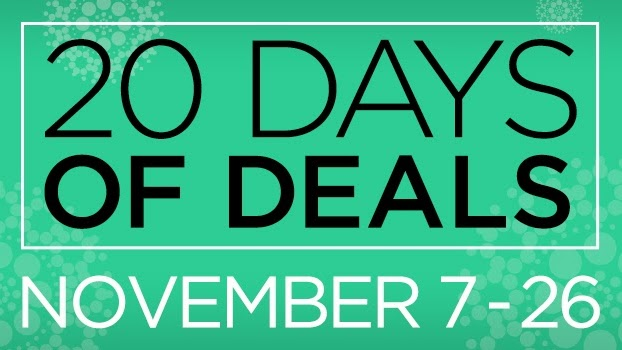 modnique 20 days of deals
