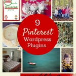 9 pinterest wordpress plugins
