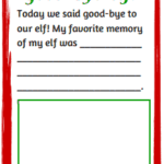 elf on the shelf journal page 4