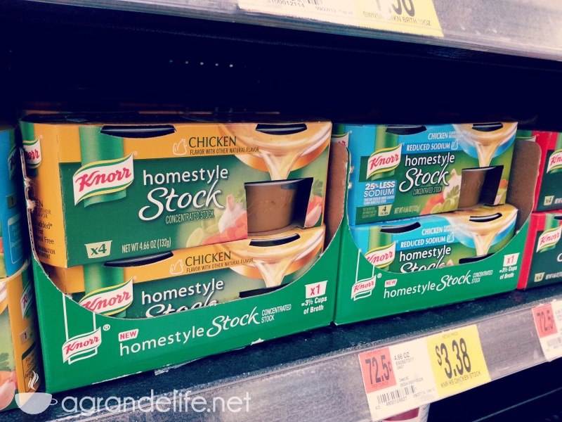 Knorr Homestyle Chicken Stock Ingredients Some Knorr Homestyle Stock