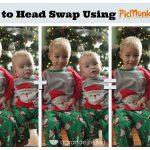 How to Head Swap Using PicMonkey