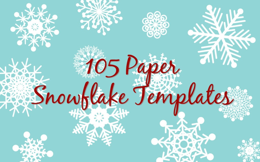 How To Make A Paper Snowflake Ballerina