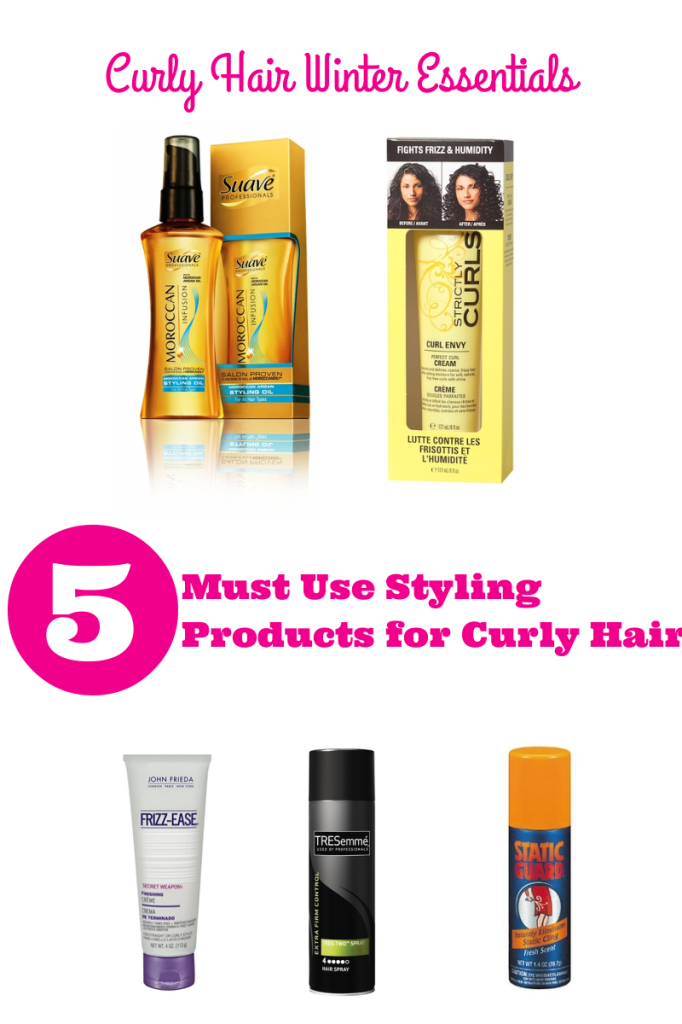5 must use products for curly hair #WalgreensBeauty #shop