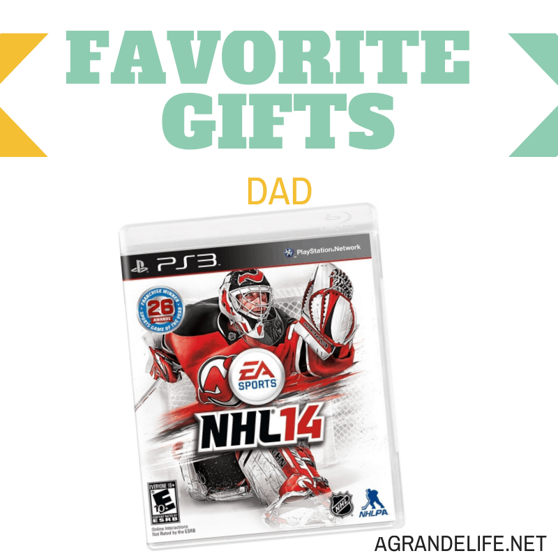 favorite gift nhl 14