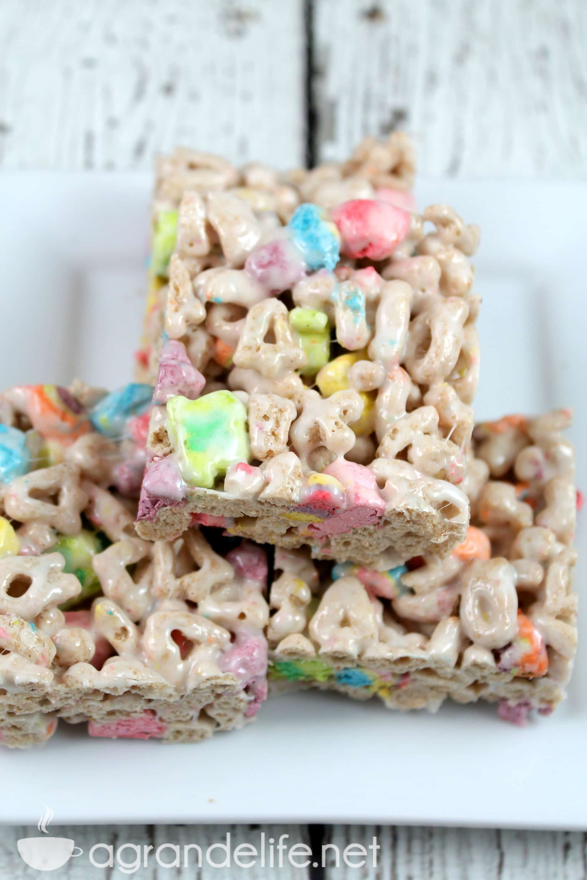 lucky charm krispies