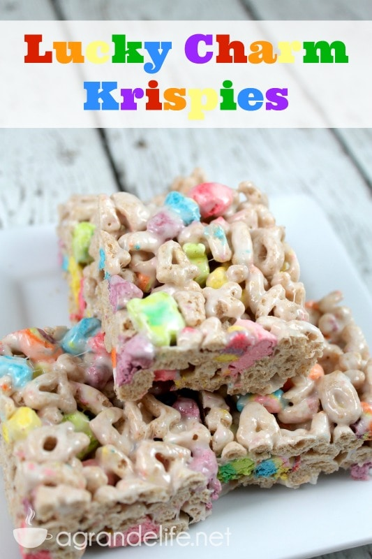 lucky charms krispies