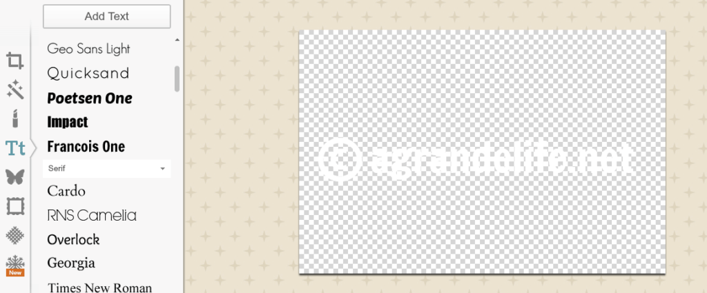 how to create a watermark using picmonkey